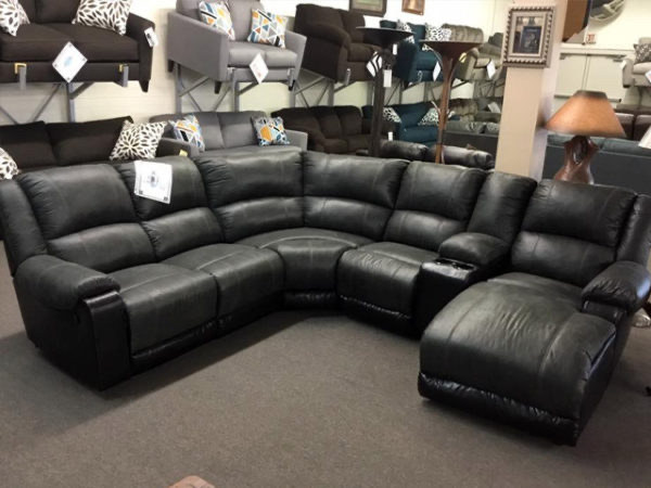 Photo Furniture sectional couch