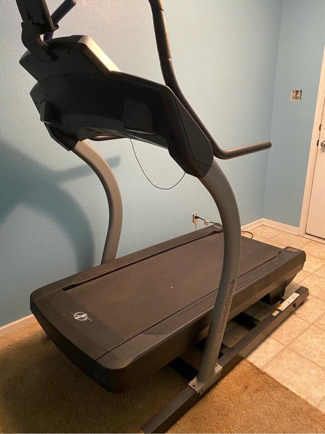 Photo NordicTrak X7i Treadmill
