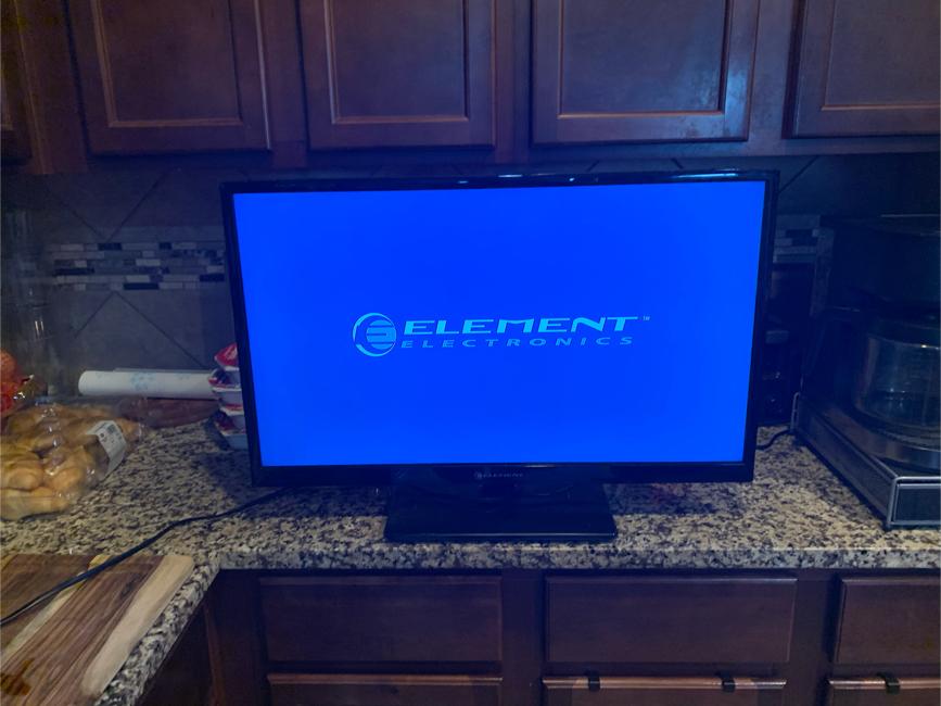 Photo 28 inch tv