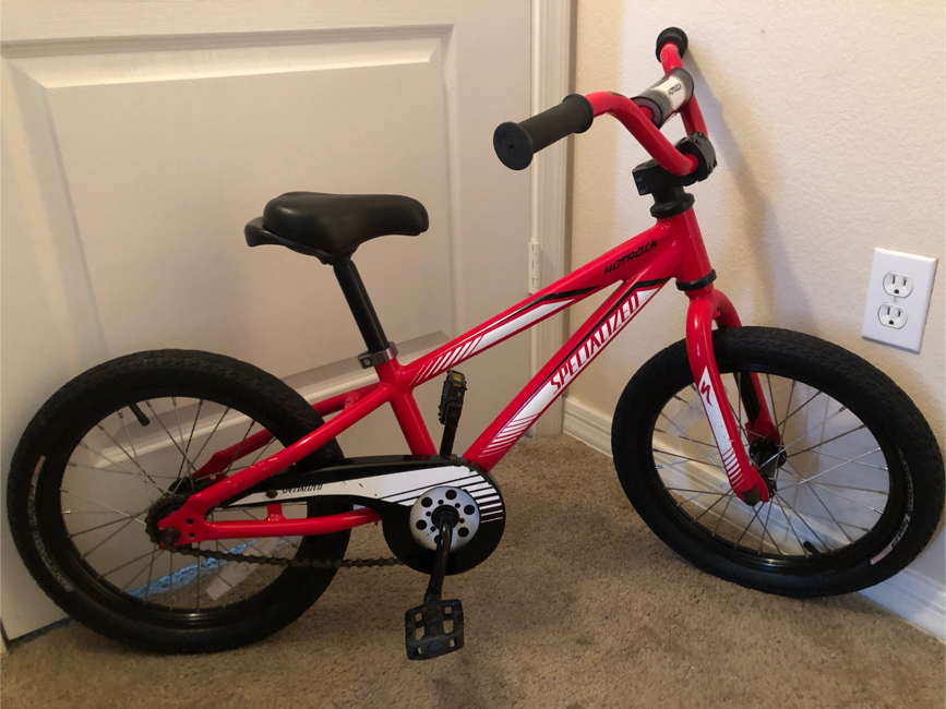 """Photo 16"""" Specialized Hot Rock Bicycle"""