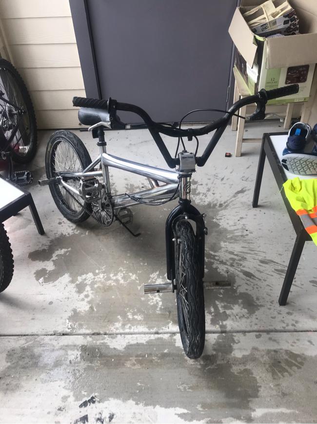 Photo BMX/Mongoose bike