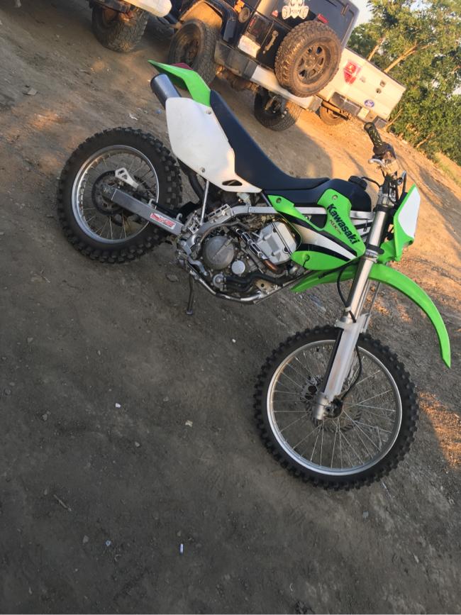 Photo 2005 Kawasaki KLX 300R