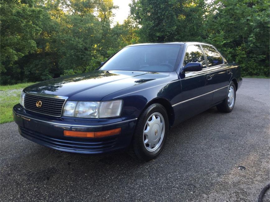 Photo 1993 Lexus LS 400 4dr Sedan