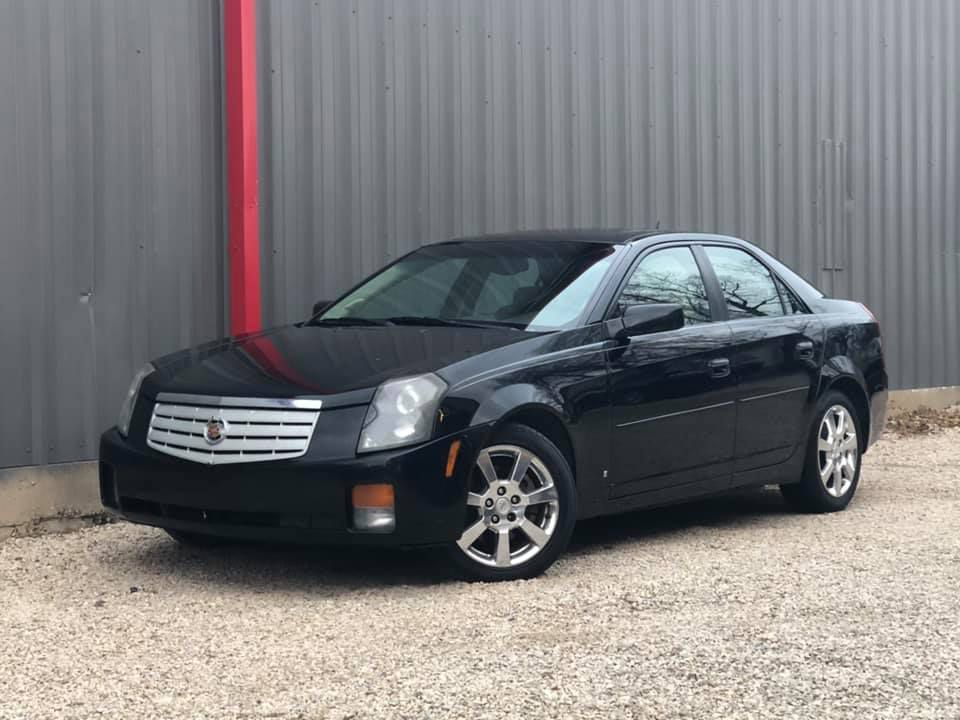2007 Cadillac CTS Sport Package For Sale - ZeMotor