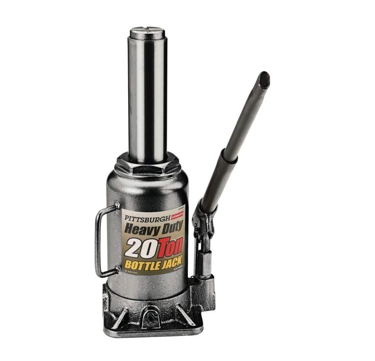 Photo 20 Ton Hydraulic Heavy Duty Bottle Jack