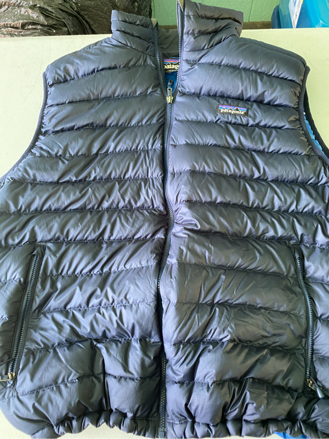Photo Patagonia vest