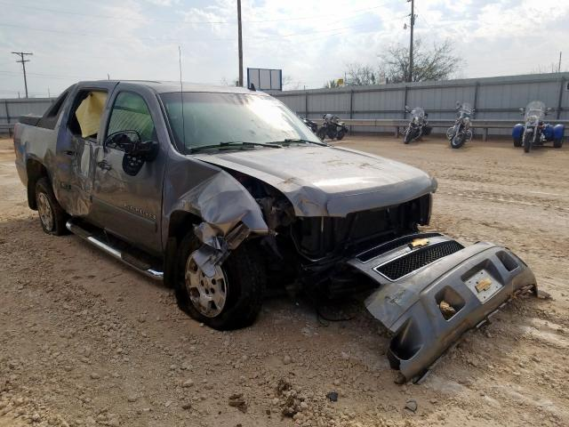 Photo FOR PARTS A 2008 CHEVY AVALANCHE 5.3 ENGINE 2X4 RWD TRANS