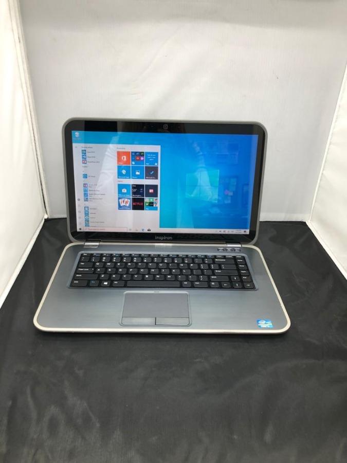 Photo Dell Inspiron 15 Touchscreen i7 8GB RAM 240 SSD