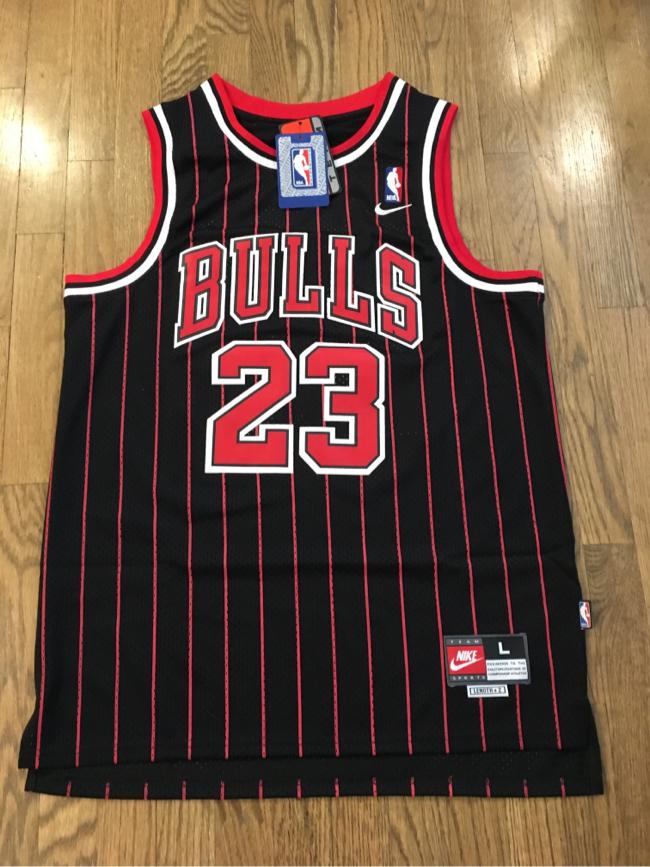 Photo Michael Jordan Bulls Jersey