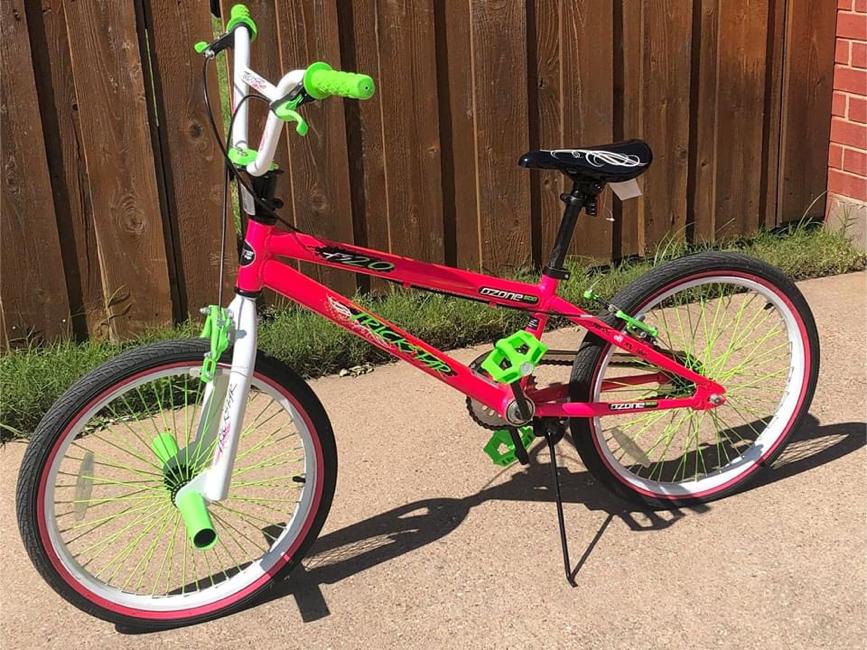 "Photo Girls 18"" bike"