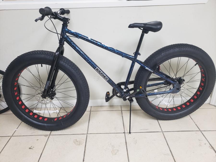 Photo KRUSHER 26 Fat Tire Bike