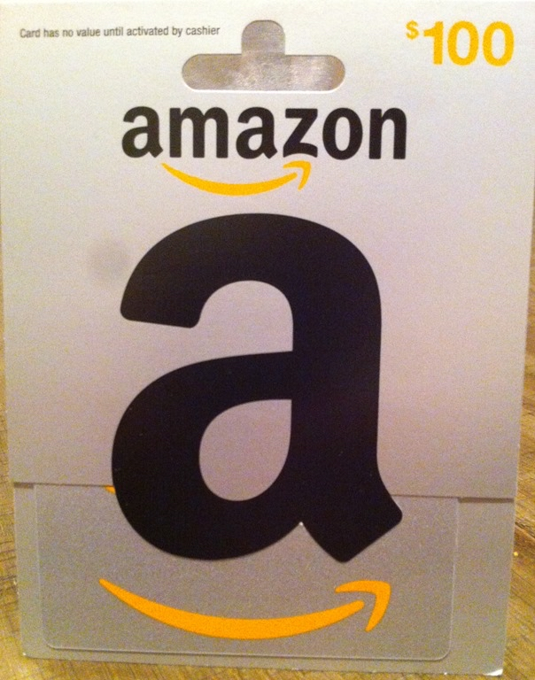 Photo 100$ Amazon Gift Card for Half the Price!